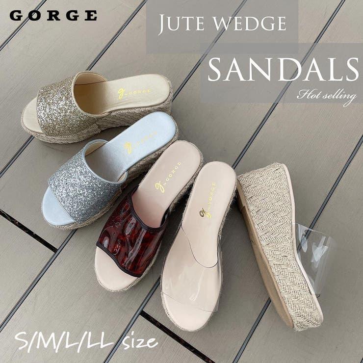 GORGE のシューズ・靴/サンダル   詳細画像