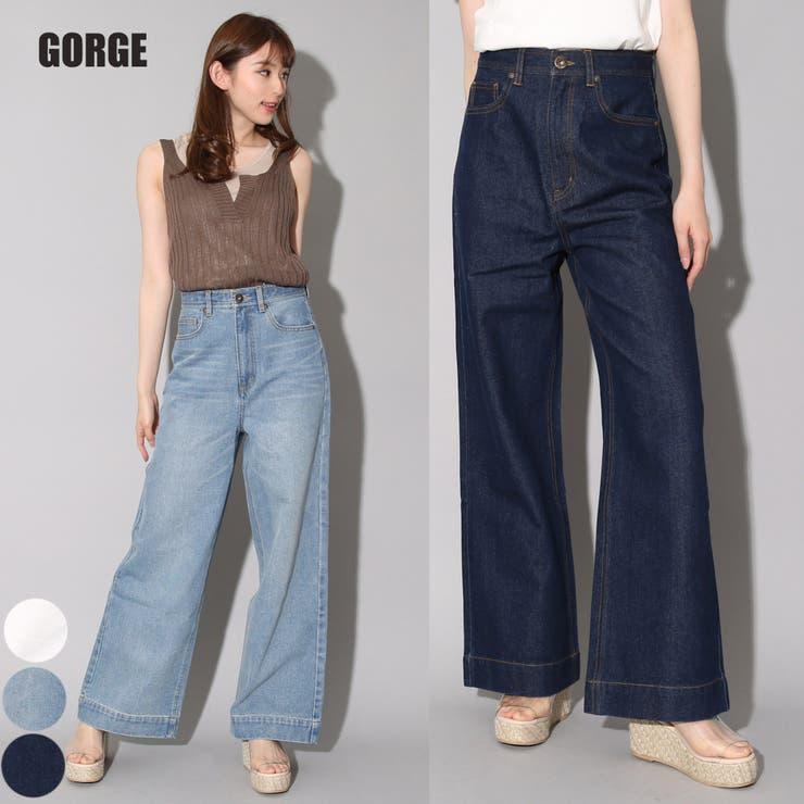 GORGE のパンツ・ズボン/ワイドパンツ | 詳細画像