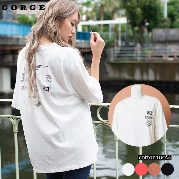 GORGE のトップス/Tシャツ | 詳細画像
