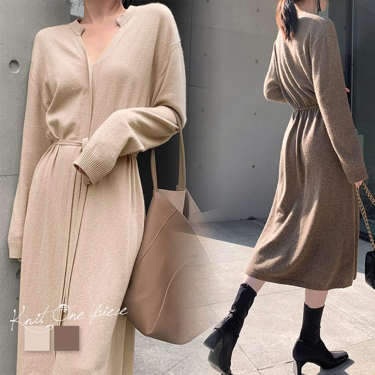 Grandeirのワンピース・ドレス/ニットワンピース   詳細画像