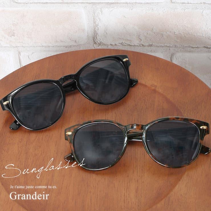 Grandeirの小物/サングラス   詳細画像