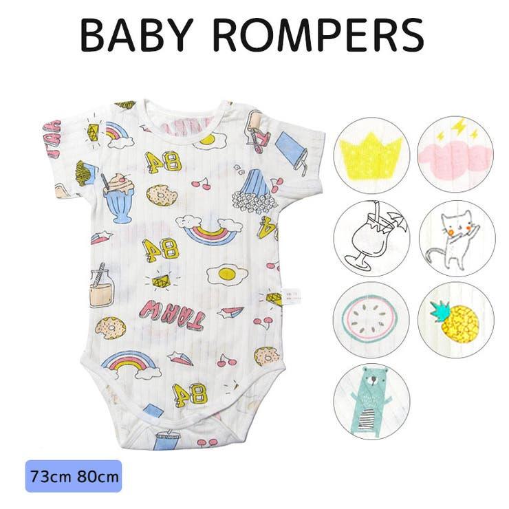 DEAR COLOGNE KIDSのベビー服・ベビー用品/べビーロンパース・カバーオール | 詳細画像