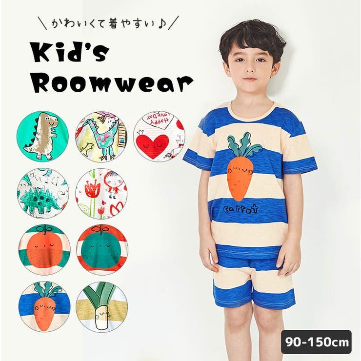 パジャマ キッズ 半袖   DEAR COLOGNE KIDS   詳細画像1