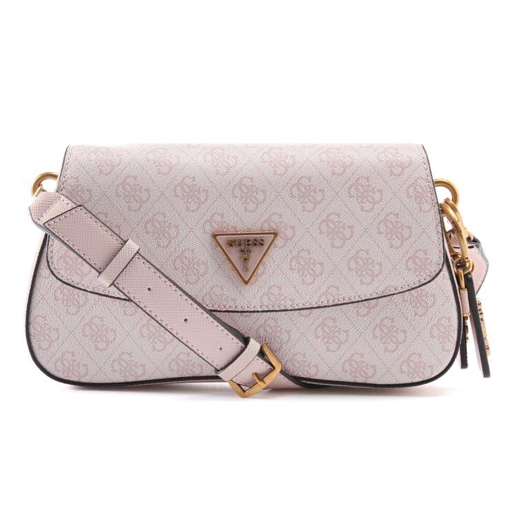 [GUESS] CORDELIA Logo Flap Shoulder Bag   GUESS【WOMEN】   詳細画像1