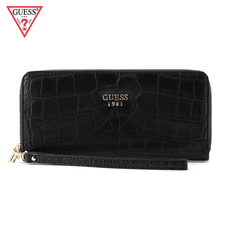 [GUESS] CATE LARGE ZIP AROUND WALLET