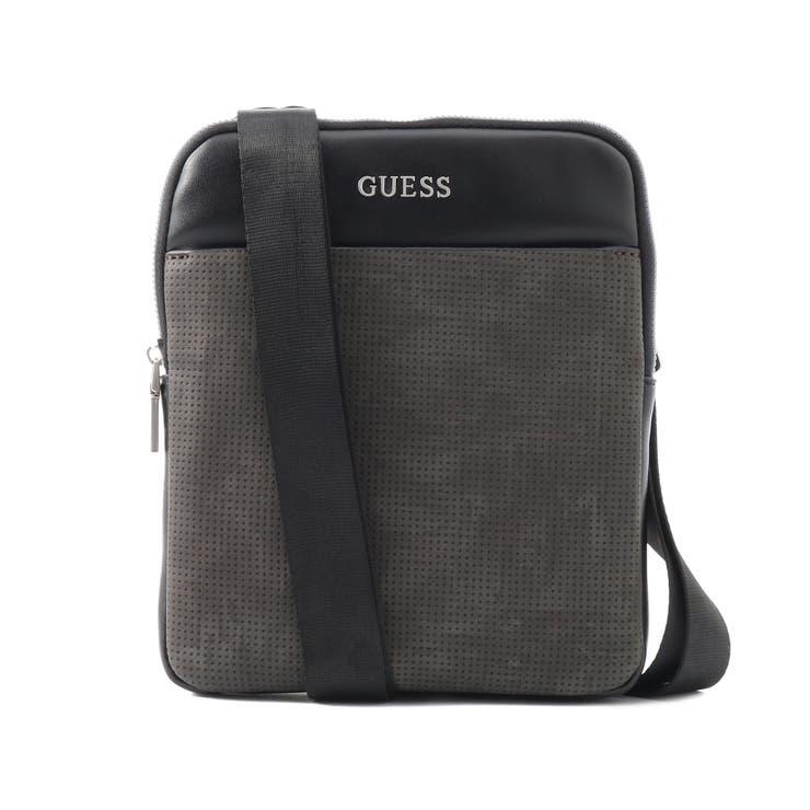 [GUESS] SCALA Flat Crossbody Bag | GUESS【MEN】 | 詳細画像1