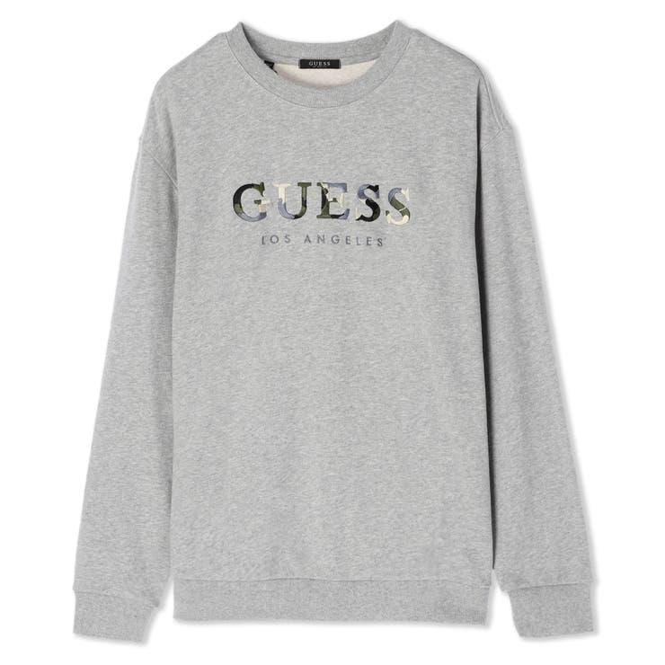 [GUESS] Logo Sweat   GUESS【MEN】   詳細画像1