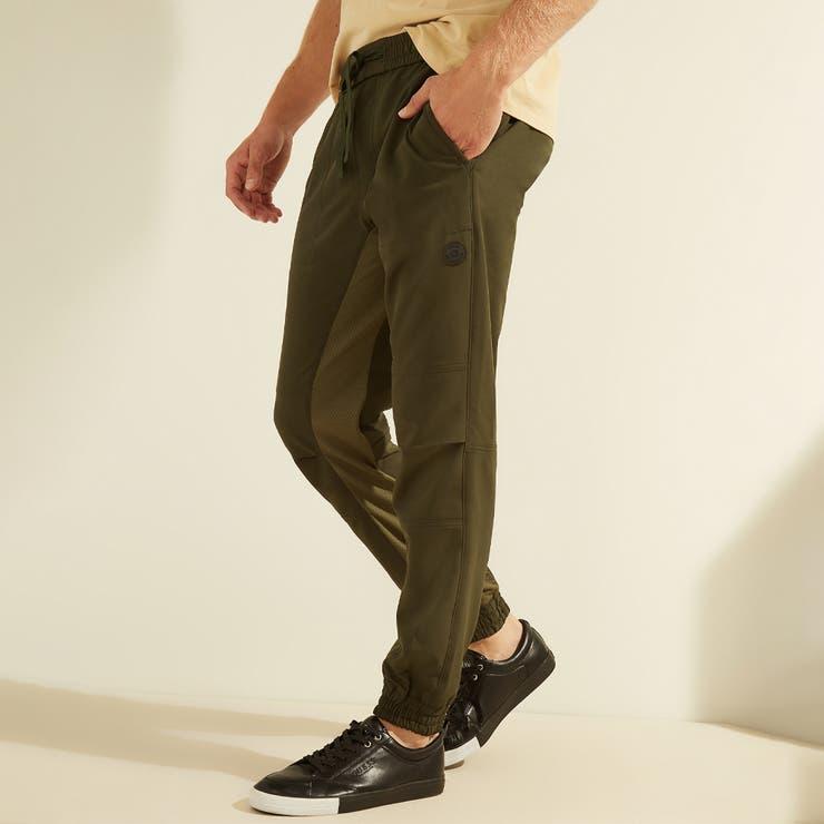 [GUESS] Explorer Stretch Jogger Pant | GUESS【MEN】 | 詳細画像1