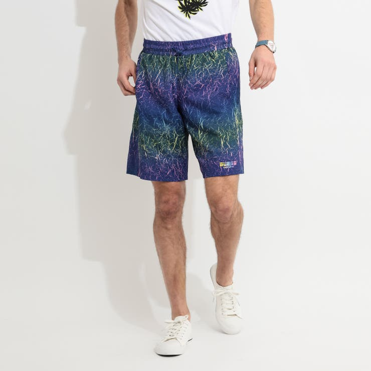 [GUESS] Fancy Shorts | GUESS【MEN】 | 詳細画像1