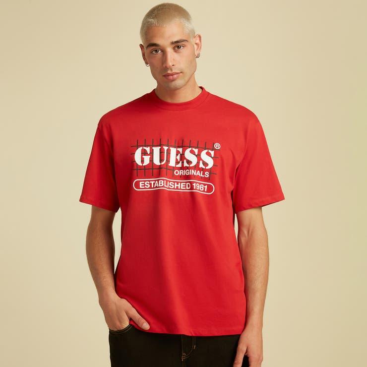 [GUESS] GUESS Originals Grid Tee   GUESS【MEN】   詳細画像1