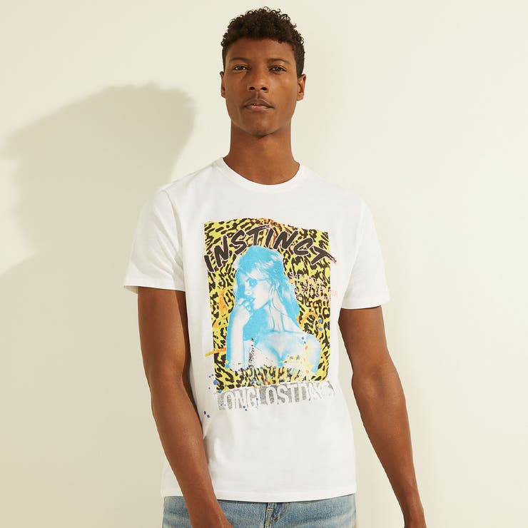 [GUESS] Eco Long Lost Days Tee   GUESS【MEN】   詳細画像1