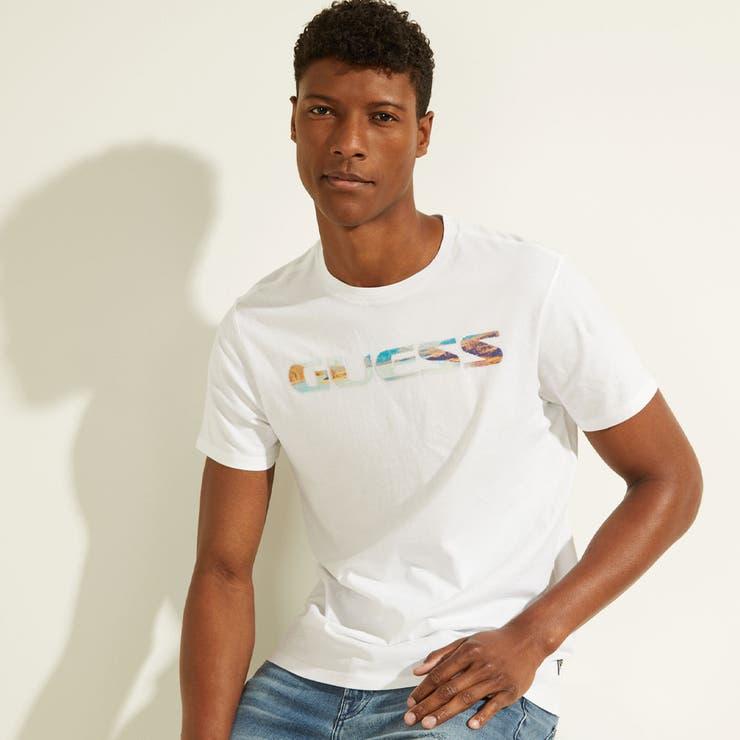 GUESS【MEN】のトップス/Tシャツ   詳細画像