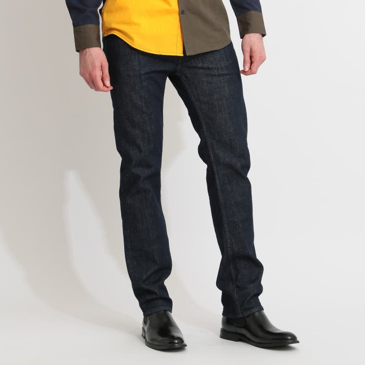 [GUESS] Slim Straight Denim Pant   GUESS【MEN】   詳細画像1