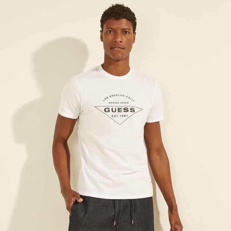 [GUESS] Eco Logo Tee   GUESS【MEN】   詳細画像1