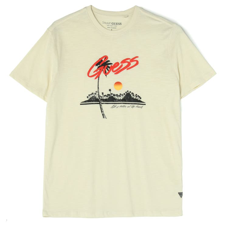 [GUESS] Eco Underground Club Tee   GUESS【MEN】   詳細画像1