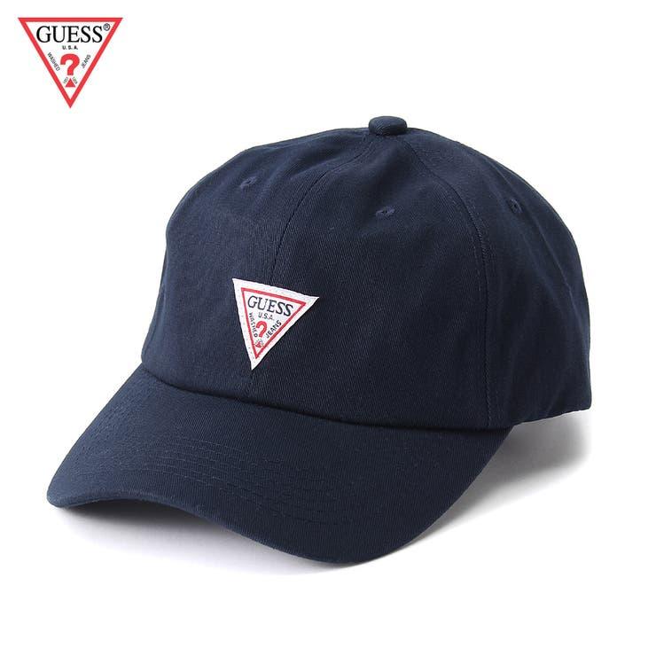 【ローラ コーディネート 着用商品】[GUESS] 6 PANEL CAP