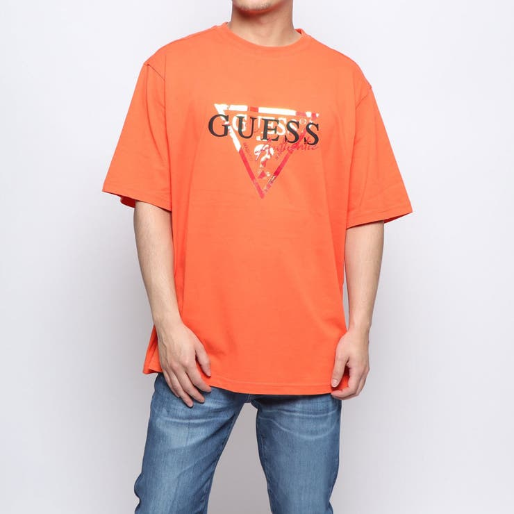AUTHENTIC IRIDESCENT TRIANGLE   GUESS【MEN】   詳細画像1