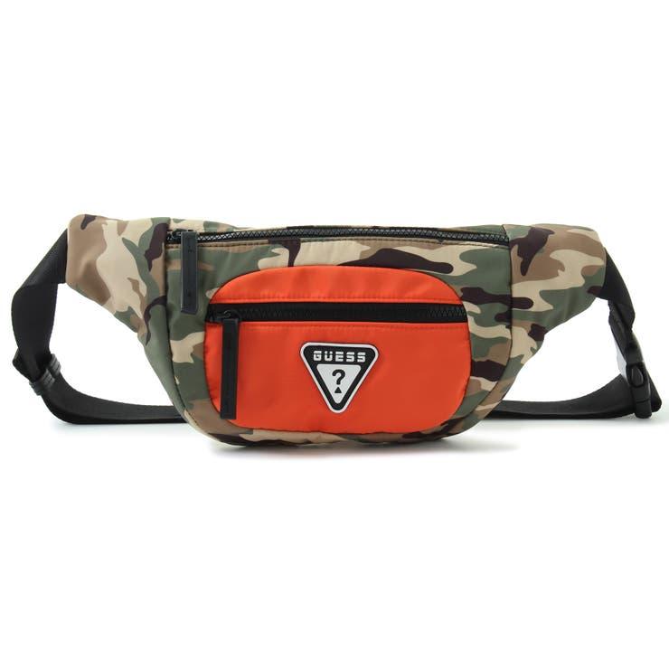 [GUESS] SWAT Camo Nylon Bum Bag   GUESS【WOMEN】   詳細画像1