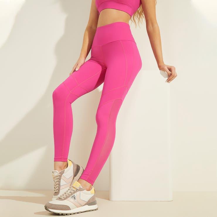 [GUESS] Alexa Active Leggings   GUESS【WOMEN】   詳細画像1