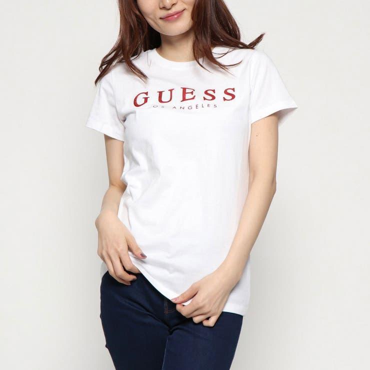 [GUESS] LOGO TEE | GUESS【WOMEN】 | 詳細画像1