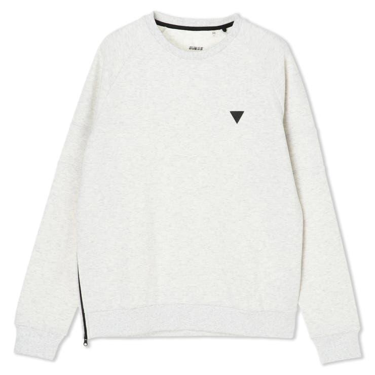 [GUESS] Eco Hale Sweatshirt   GUESS【MEN】   詳細画像1