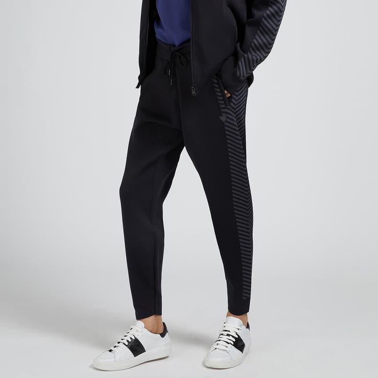 [GUESS] Darrell Knit Tech Pants | GUESS【MEN】 | 詳細画像1