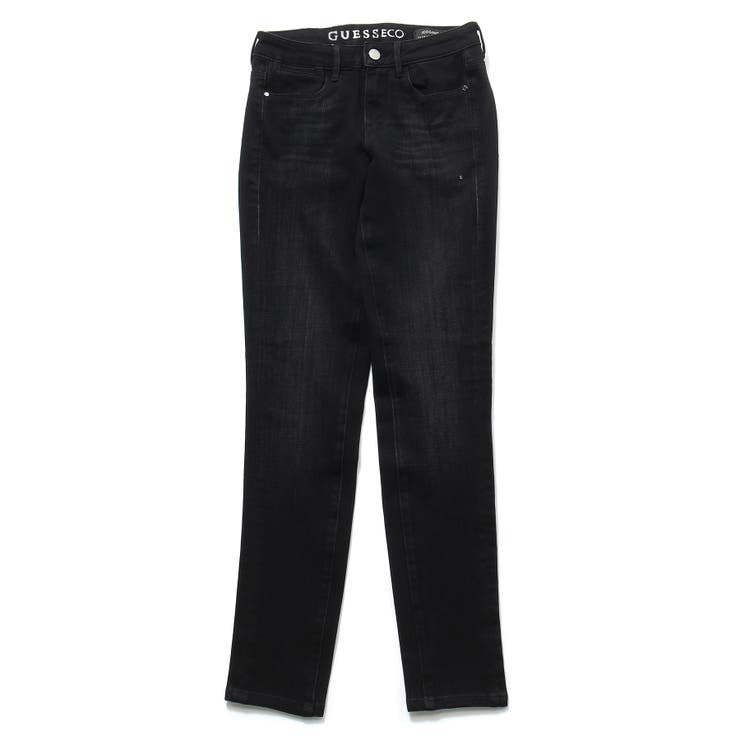 [GUESS] MID-RISE SUPER SKINNY JEGGING | GUESS【WOMEN】 | 詳細画像1