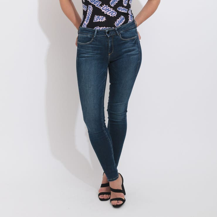 [GUESS] MID-RISE SUPER SKINNY JEGGING   GUESS【WOMEN】   詳細画像1