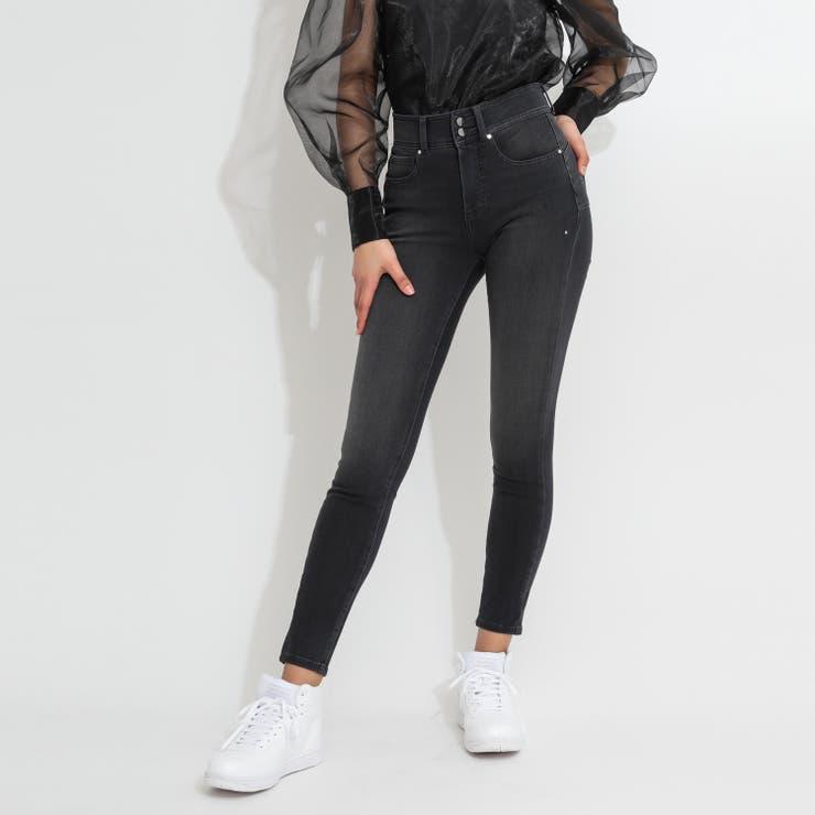 [GUESS] SHAPE UP Slim Denim Pant | GUESS【WOMEN】 | 詳細画像1