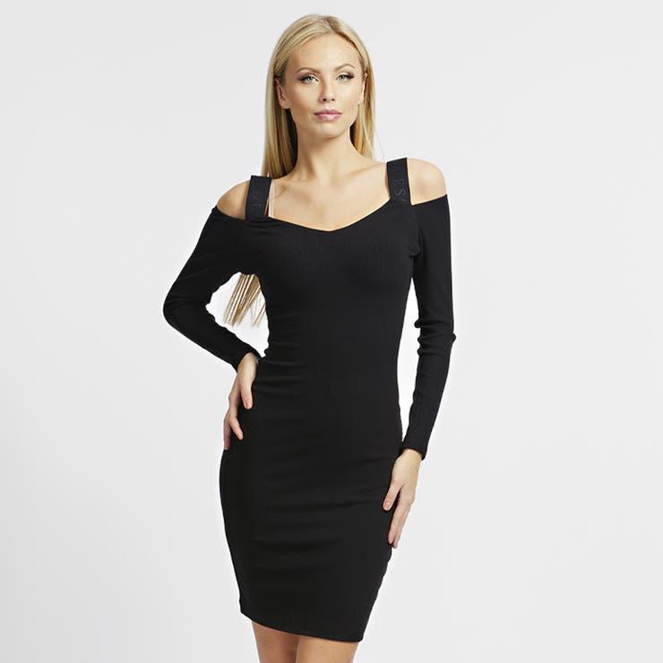 [GUESS] Annagreta Dress | GUESS【WOMEN】 | 詳細画像1