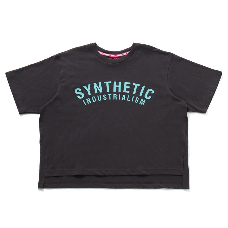 [GUESS] Synthetic Logo Loose Fit Tee | GUESS【WOMEN】 | 詳細画像1