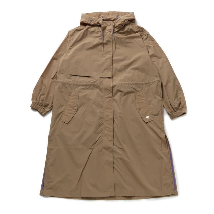 [GUESS] Hooded Nylon Coat   GUESS【WOMEN】   詳細画像1