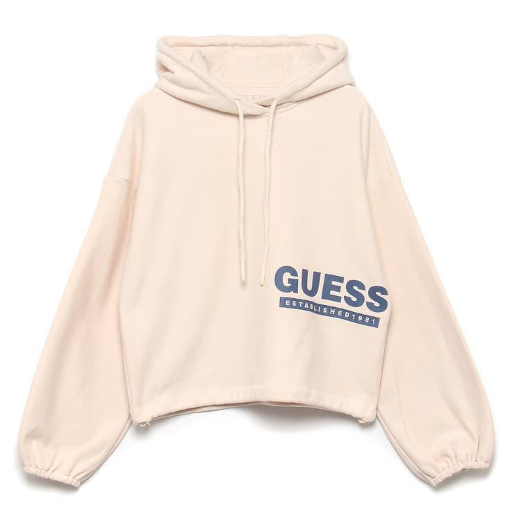 [GUESS] Logo Hooded Parka   GUESS【WOMEN】   詳細画像1