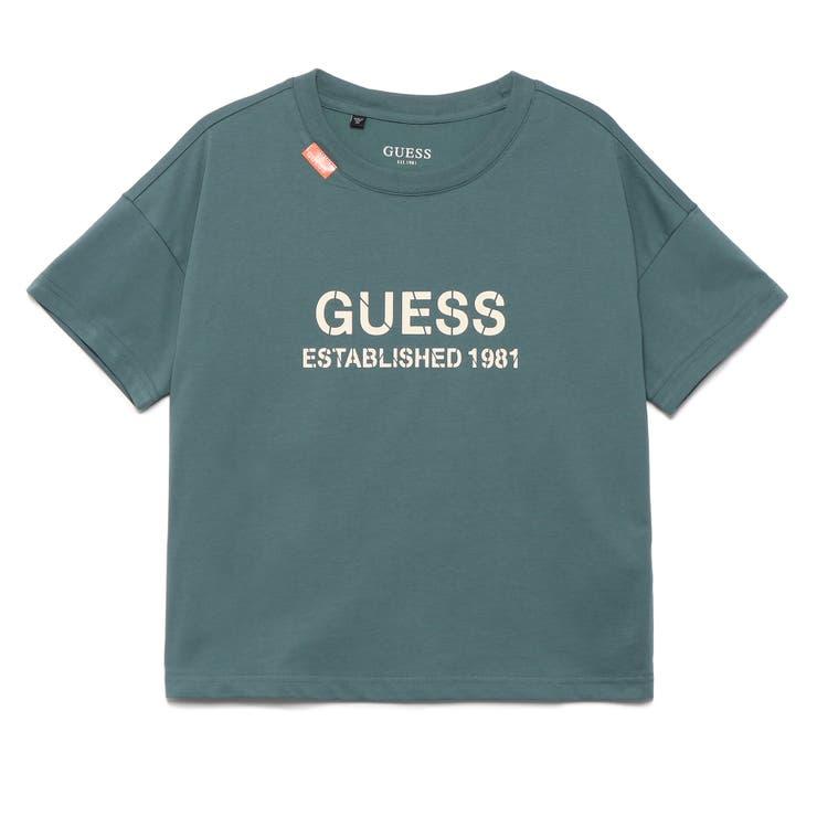 [GUESS] GUESS1981 Logo Tee | GUESS【WOMEN】 | 詳細画像1