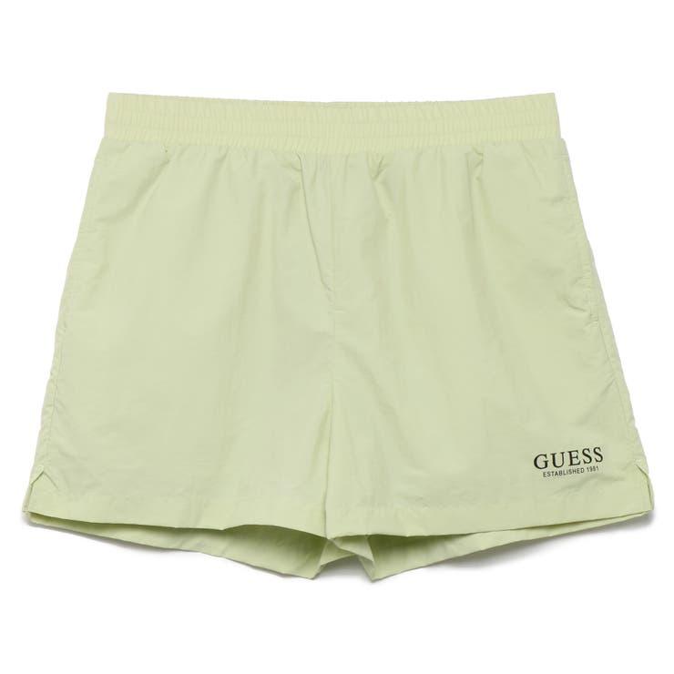 [GUESS] Logo Nylon Shorts | GUESS【WOMEN】 | 詳細画像1
