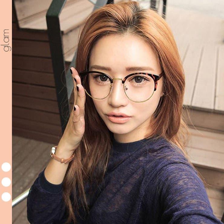 伊達メガネ めがね 眼鏡 | gulamu jewelry  | 詳細画像1