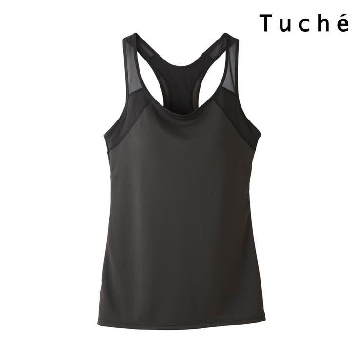 キャミソール Tuche トゥシェ | GUNZE  | 詳細画像1