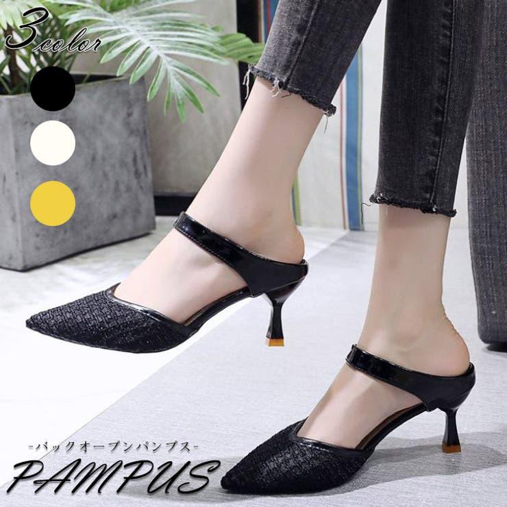 HANAHANAのシューズ・靴/パンプス   詳細画像