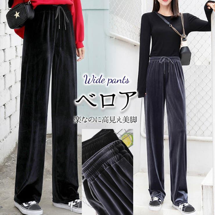HANAHANAのパンツ・ズボン/ワイドパンツ | 詳細画像