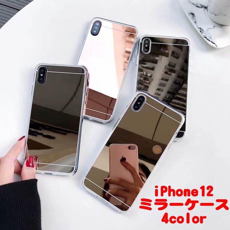 スマホケース スマホカバー iPhone12ケース | HAPPYCLOSET | 詳細画像1