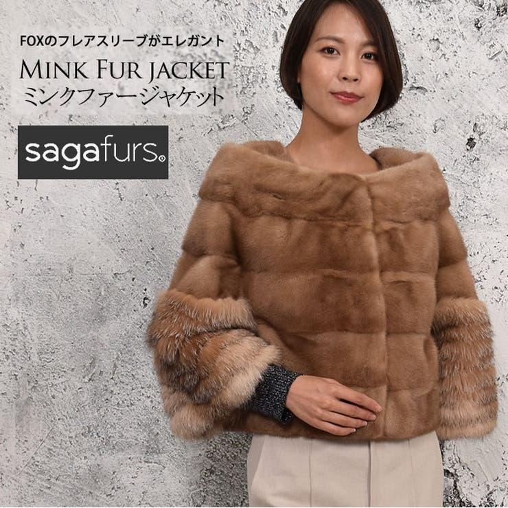 SAGA ミンク ファー | Hayashiguchi | 詳細画像1