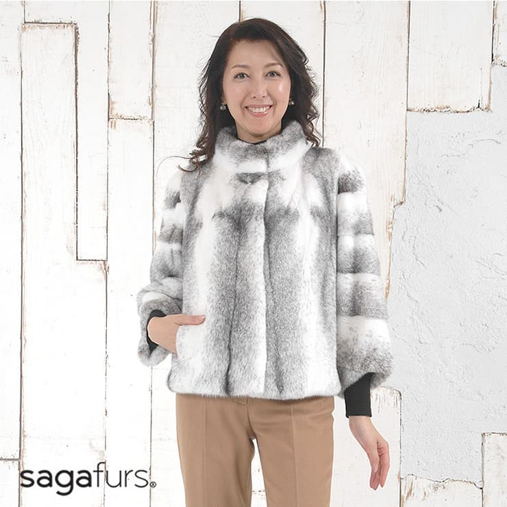 SAGA ミンククロス ナチュラル   Hayashiguchi   詳細画像1