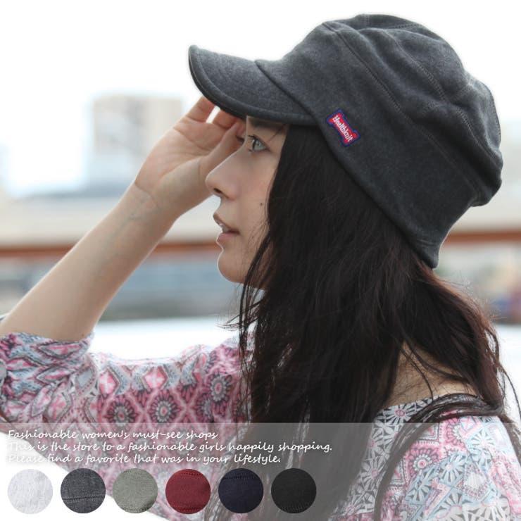 スウェット バルーン キャップ レディース メンズ ワークキャップ 帽子 キャップ