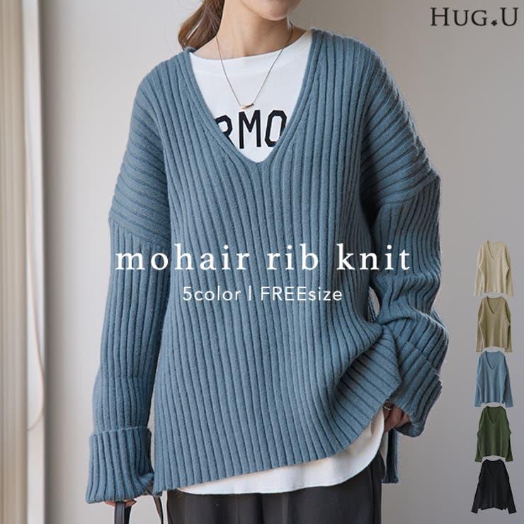 レイヤード 折り返し 袖 | HUG.U | 詳細画像1