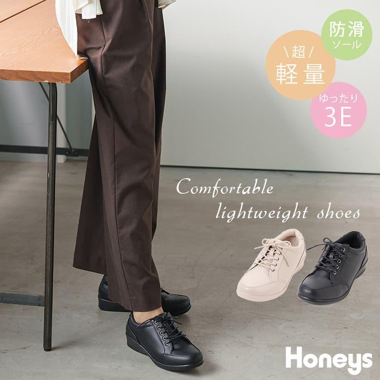シューズ 靴 レディース   Honeys   詳細画像1
