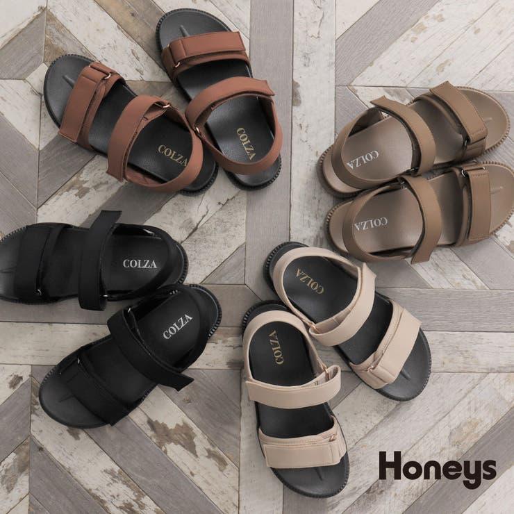 【ハニーズ】スポーツサンダル | Honeys | 詳細画像1