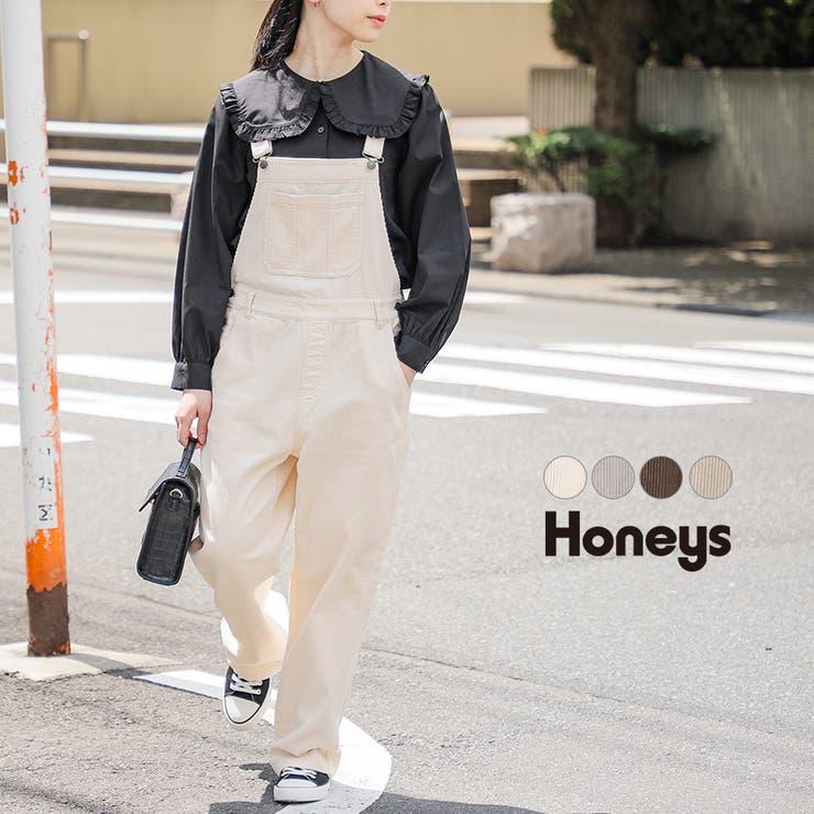 オーバーオール オールインワン サロペット | Honeys | 詳細画像1