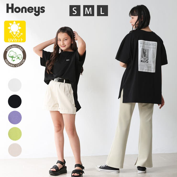 バックプリントTシャツ   詳細画像