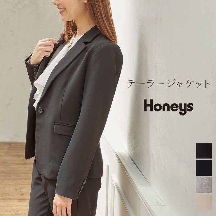 ジャケット テーラージャケット セットアップ | Honeys | 詳細画像1