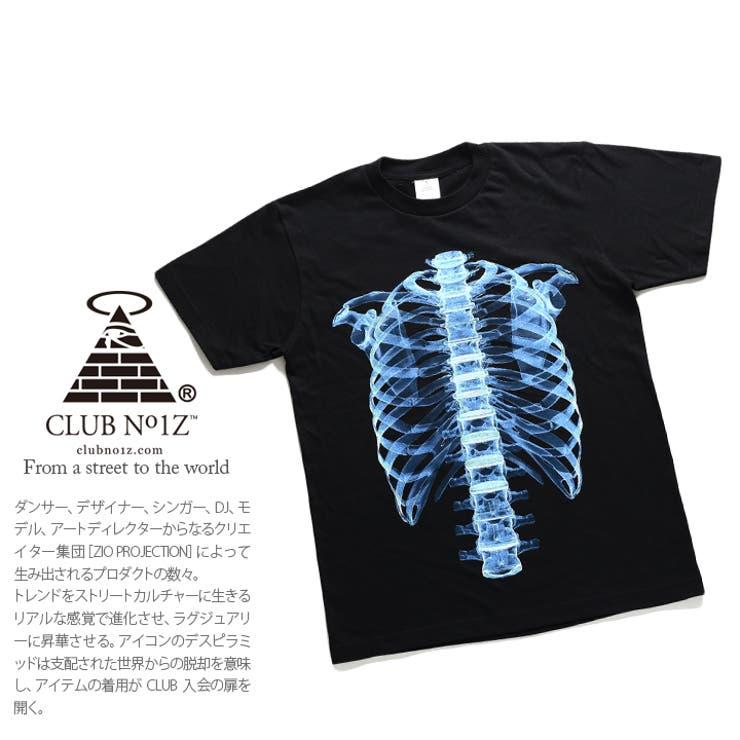 Tシャツ クラブノイズ CLUB | 本格派大人のB系  | 詳細画像1